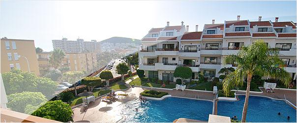 Cristian Sur Apartments Los Cristianos Tenerife